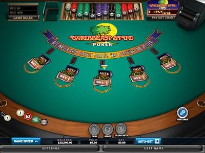 Caribbean draw poker strategy
