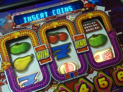 casino fruit machines