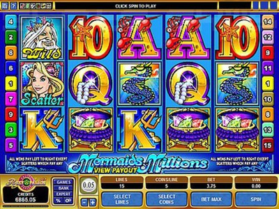 Ocean Slots - Play Free Online Slot Machines in Ocean Theme