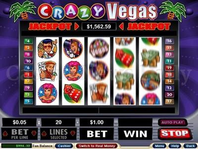 online casino software crazy slots