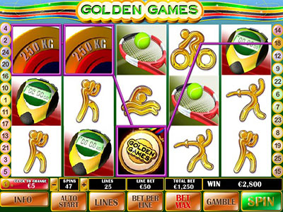 Olympics Online Slots From Playtech and RTG