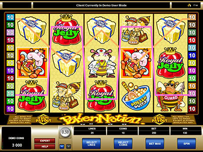 Pollen Nation Slot Machine Online ᐈ Microgaming™ Casino Slots
