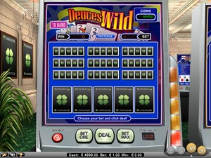Deuces Wild (Net Entertainment)