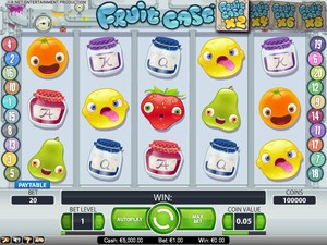Fruit Case (Net Entertainment)