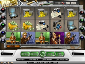 Reel Steal Slot (Net Entertainment)