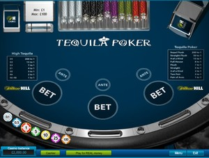 Tequila Poker (Playtech)