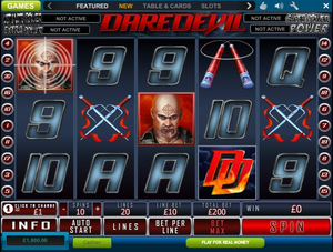 Daredevil (Playtech)