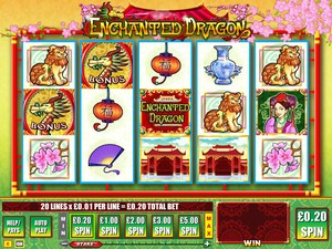 Enchanted Dragon (WMS Gaming)