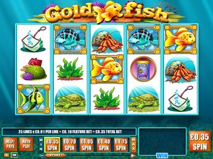Gold Fish (WMS Gaming)