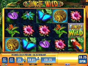 Jungle Wild (WMS Gaming)