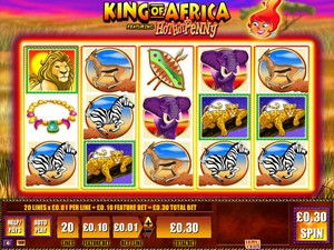 King of Africa (WMS Gaming)
