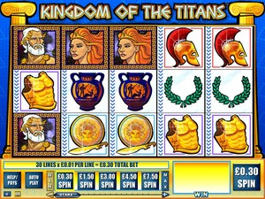 Kingdom of the Titans (WMS Gaming)