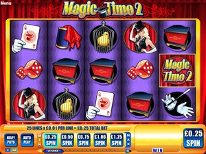 Magic Time 2 (WMS Gaming)