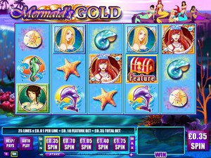 Mermaids Gold (WMS Gaming)