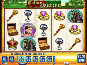 Palace of Riches 2 (WMS Gaming)