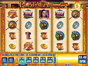 Plataea (WMS Gaming)