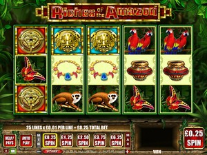 Riches of the Amazon (WMS Gaming)