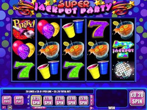 Super Jackpot Party (WMS Gaming)