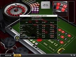 online casino games reviews european roulette online
