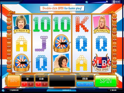 Play Little Britain Online Slots at Casino.com UK